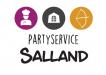 Logo Partyservice Salland